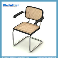 MB Arm Cesca Chair