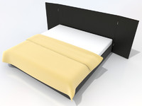 3ds max bed maxalto