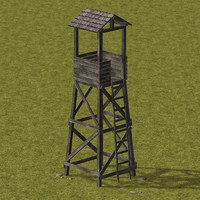 guard tower 3ds