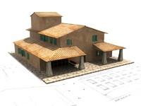 house tuscan max
