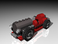 Lego Adventures/Sport Car