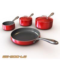 kitchen pans max
