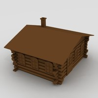 russian house 3d model