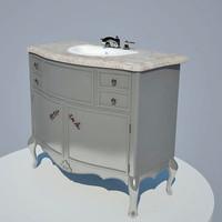 Vanity unit for interior