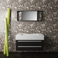 3d bathroom wash-basin tona t1000 model