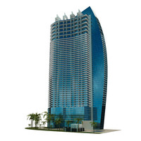 3ds max grand tower