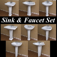8 TOTO Pedestal Lavatory & Faucet Collections