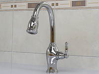 Brasstech 94P Pull Down Kitchen Faucet