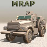 MRAP - Mine Resistant Ambush Protected-Truck
