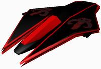mandalorian war 3d model