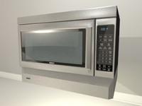 3d bosch microwave hood model