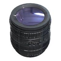 Lens Sigma AF 28-135mm F3.8-5.6 Aspherical-IF-MACRO