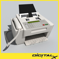 3d fax machine