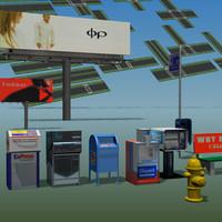 3d street elements vol 2