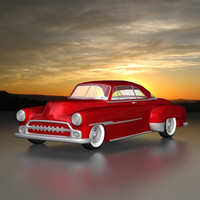 3ds custom 1951 chevy deluxe