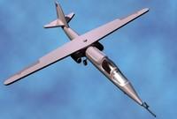 3d ad-1 plane nasa