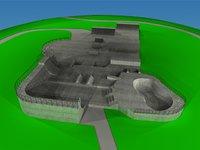 3d model skate park release 1