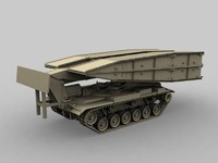 armored vehicle launching bridge max