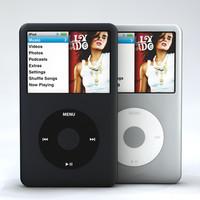 120gb ipod classic 3ds