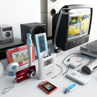 3D_Electronics_collection.zip
