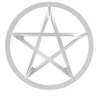free pentagram 3d model