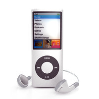 3d model apple ipod nano 4g