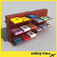 shirt table 3d model