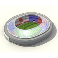 maya soccer stadium