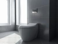 modern toilet activator 3d 3ds