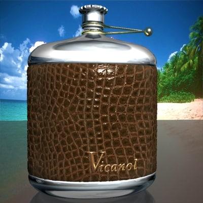 flask of vicanol