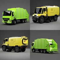 Sweeper & Garbage Trucks