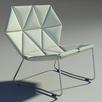antibodi chair design 3d max