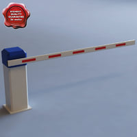 Automatic barrier V1