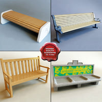 Benches Collection