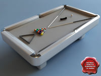 Billiard-table