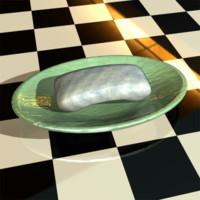 3d model soap dish