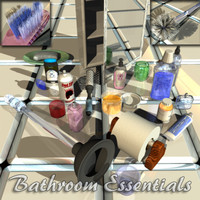 Bathroom Essentials (21 Model Pack)