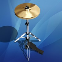 High Hat Cymbal
