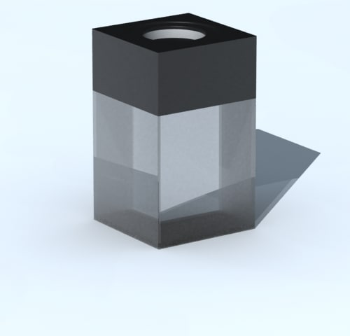 paperclip holder 3d model
