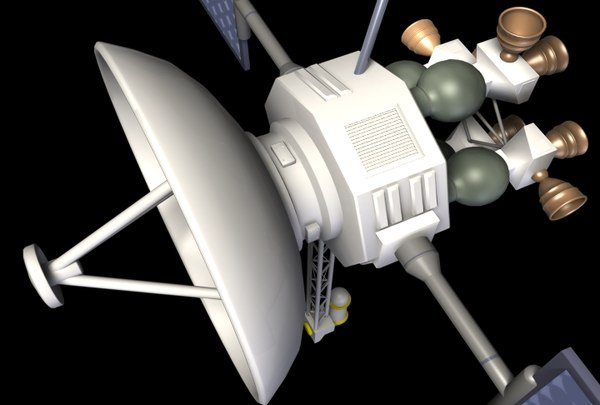 lightwave communications satellite - Satellite.zip... by RJackson
