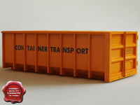 transport container 3ds