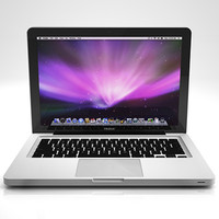 Apple MacBook LED aluminum