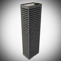 generic building 3d 3ds