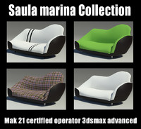 saula marina 3d 3ds