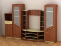 living livingroom room 3d max