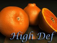 orange c4d