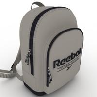 Reebok bag