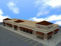 maya strip mall
