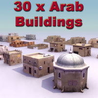 30 Arab-Buildings Multi
