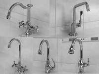 5 Kitchen Faucet Collections